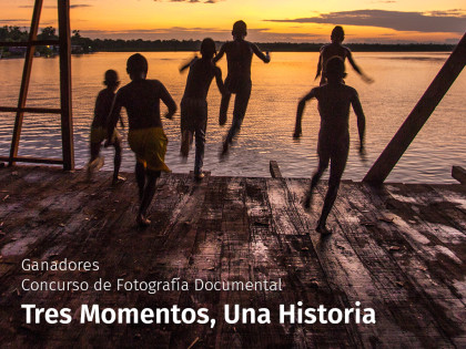 Ganadores Concurso de Fotografía Documental
